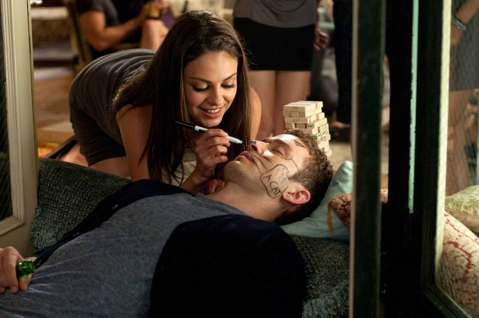 mila kunis friends with benefits